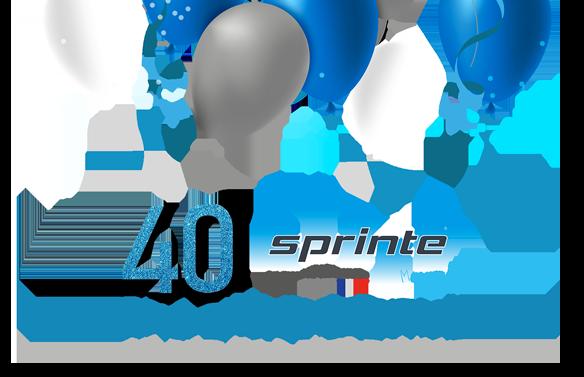 3078c64ba1c381 SPRINTE fête ses 40 ans. Venez célébrer cet événement avec nous le 14 Juin  2018 à partir de 14h.