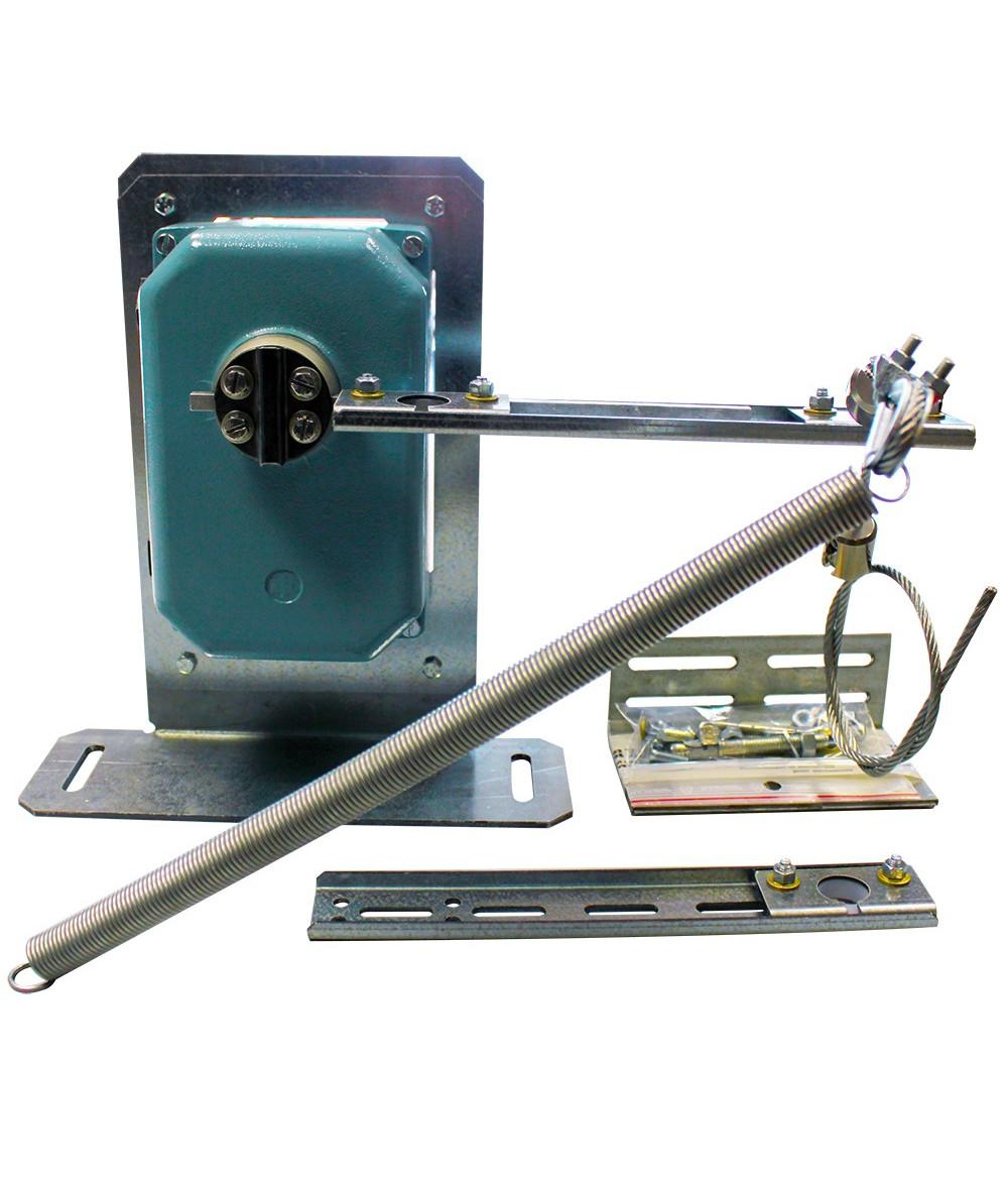 KIT MECA PASSAGE CABLES TREUIL A TAMBOUR (100x650 CAB)