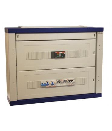 TABLEAU ELECTRIQUE METAL 125A A 160A IP40