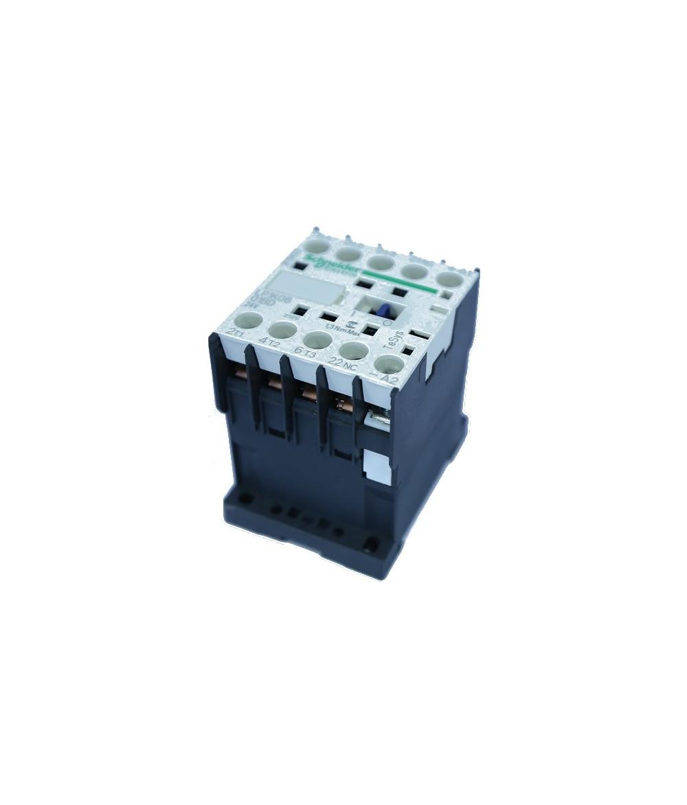 Mini contacteur simple 24 VDC