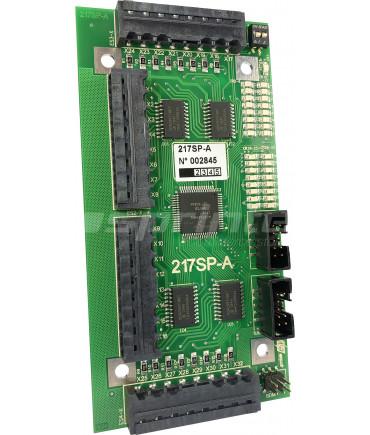 217SP - Carte extension 32E/S Armoire