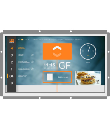 """flexyPage 17"""" Display connected 217x135.5"""