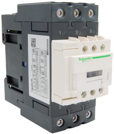 Contacteur de puissance 3NO + Auxiliaire 1NO / 1NF BOBINE 115 VAC