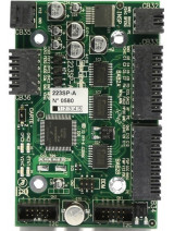 223SP - Carte extension commande 2e service