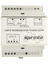 227SP - Carte alim. frein Bi-tension armoire