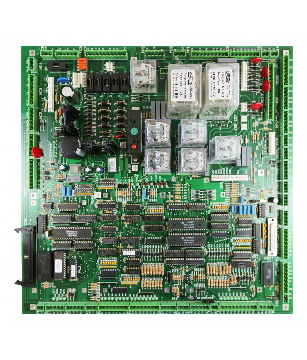 Carte 235SP  Afficheur LCD