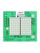 123SP - Display LED digits ligthting
