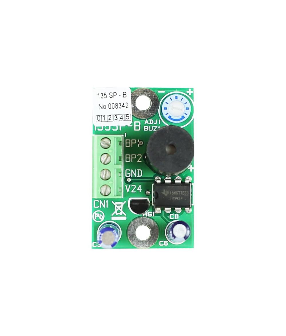 Carte 132SP Capteur de température