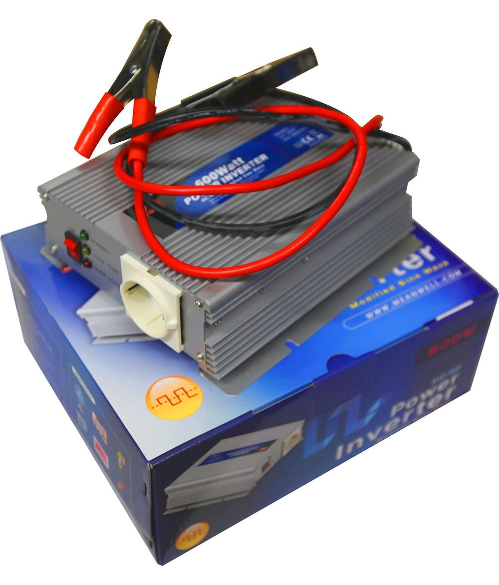 Convertisseur 24VDC / 230VAC