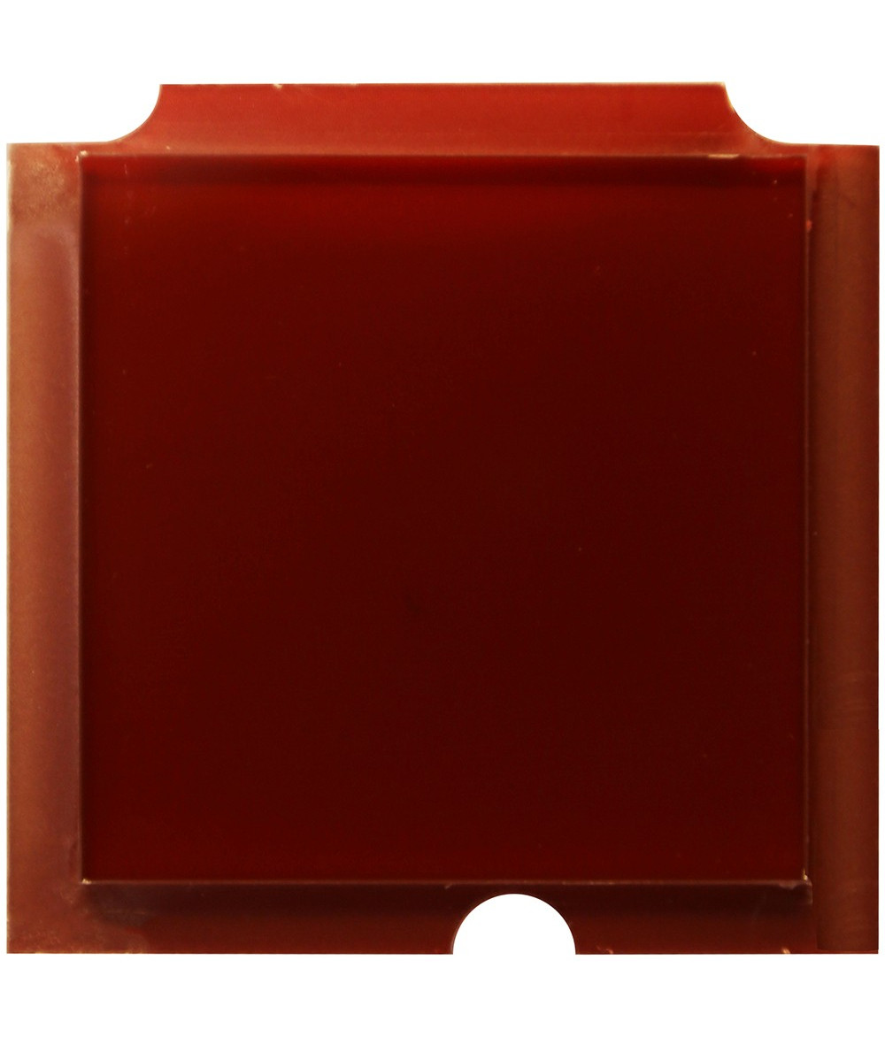 123SP Filtre plexiglass 30mm Rouge