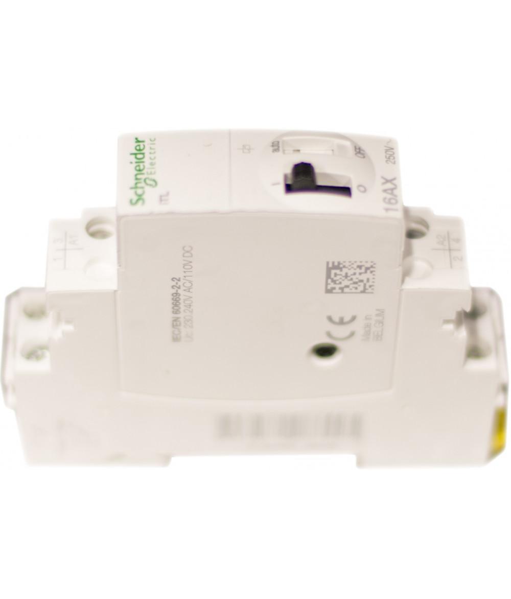 Télérupteur modulaire / coupure