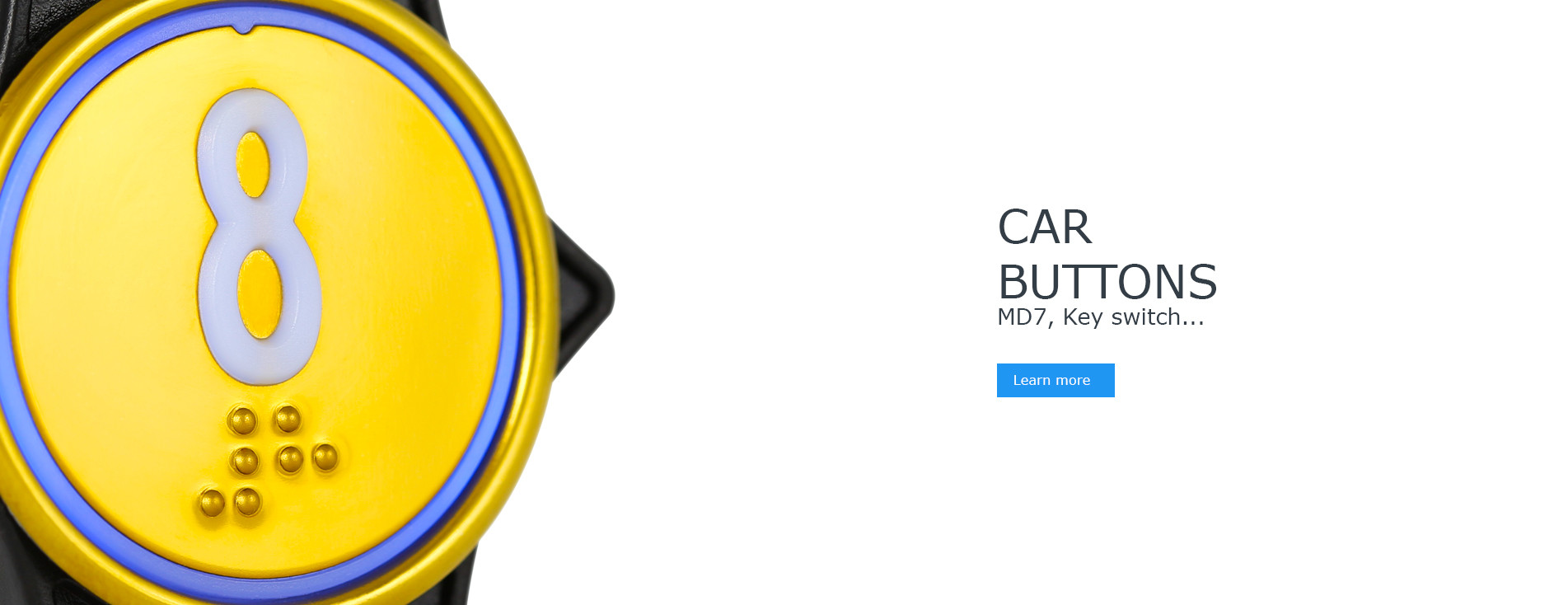 Car buttons After-Sales